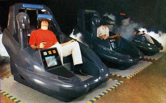 Virtuality Sentado