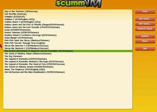 Scummvm Clipboard