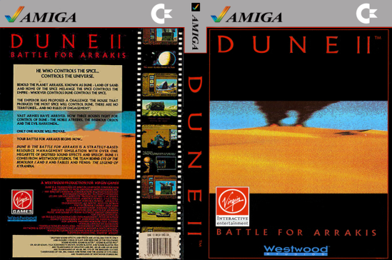 Dune II - The Battle for Arrakis
