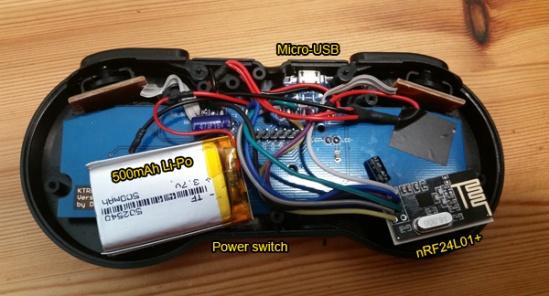 ktrl-wireless-controller