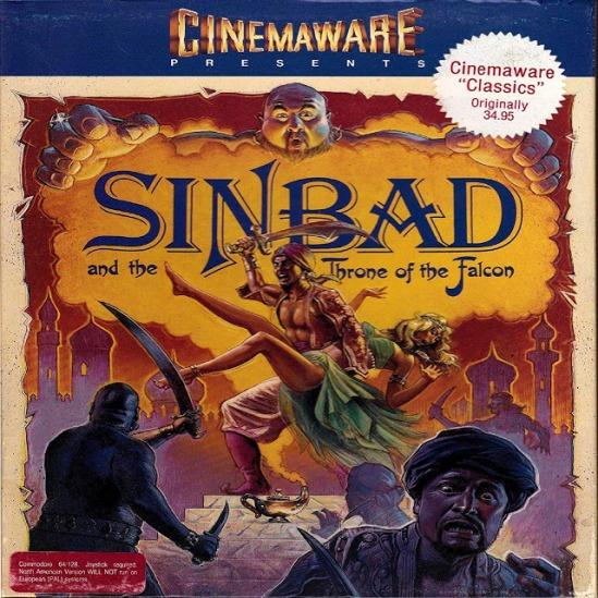 SINBAD AND THE THRONE OF THE FALCON obtiene un port para Amiga #aMiGaTrOnIcS