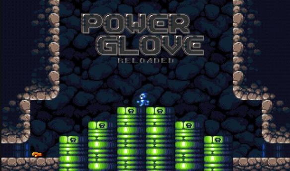 Powerglove Reloaded – Un asombroso juego de Lazycow y Pierre 'Cyborgjeff' Martin lanzado para Amiga #aMiGaTrOnIcS