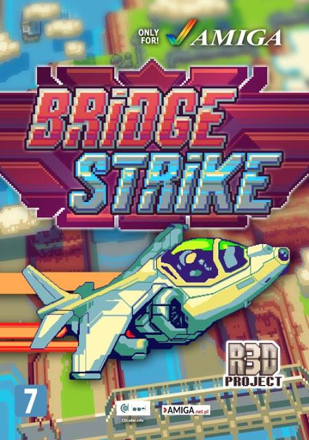 Bridge Strike – ¡Un 'River Raid' moderno para Amiga ya está casi disponible! #aMiGaTrOnIcS