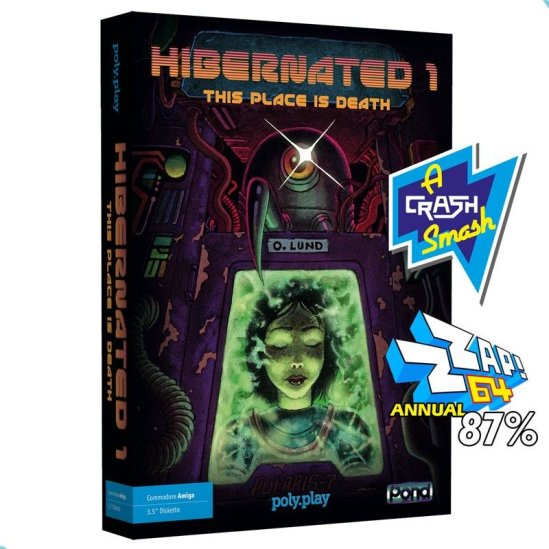 Hibernated 1: This Place is Death – Collector's Edition #aMiGaTrOnIcS