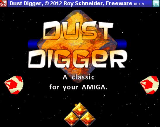 Dust Digger actualizado #aMiGaTrOnIcS
