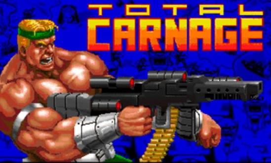 Total Carnage CD32: Edición especial lanzada por Earok #aMiGaTrOnIcS