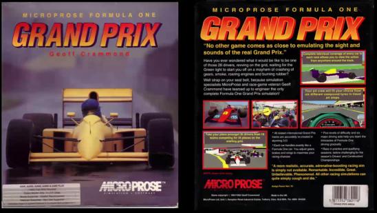 Nuevo Carset 2019 para el juego F1GP de Amiga. 10 equipos y 20 conductores de la temporada 2019 de F1. #aMiGaTrOnIcS