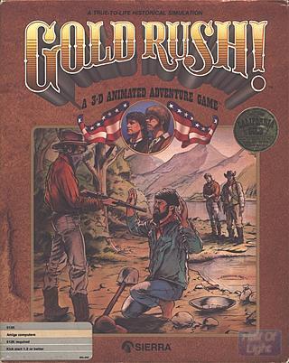 Gold Rush! Edición Especial #aMiGaTrOnIcS