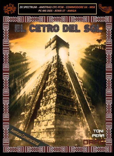 Cetro del Sol, aventura conversacional para 8 y 16 bits #aMiGaTrOnIcS