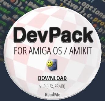 DevPack v1.0 #aMiGaTrOnIcS