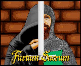 """""""Furtum Sacrum Adventure""""Nuevo juego para Amiga en 2021 #aMiGaTrOnIcS"""