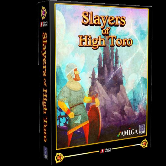 Edición Box de Slayers of High Toro #aMiGaTrOnIcS